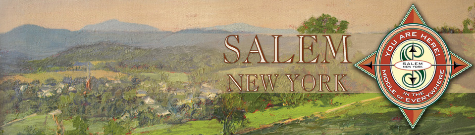 Salem New York Map.Where Is Salem Ny Map And Information